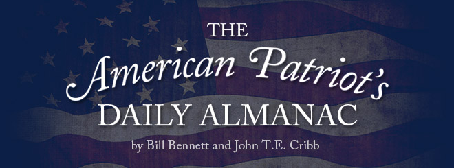 The American Patriot's Daily Almanac