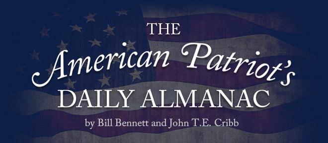 The American Patriot's Daily Almanac